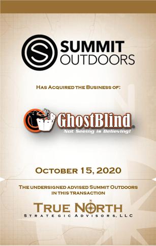 Summit Outdoors - GhostBlind