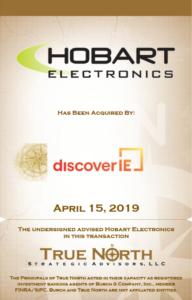 Hobart Electronics