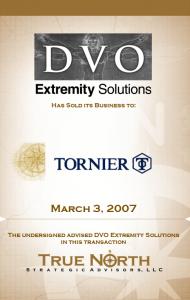 DVO Extremity Solutions LLC