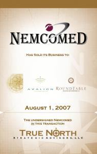 Nemcomed Inc.