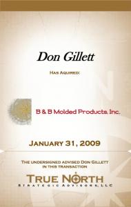 Don Gillett