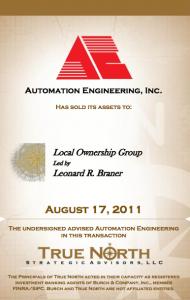 Automation Engineering Inc.