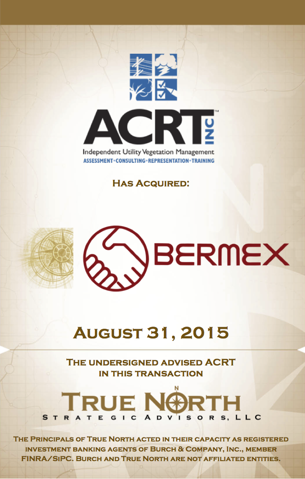 ACRT - Bermex 698 x 1097
