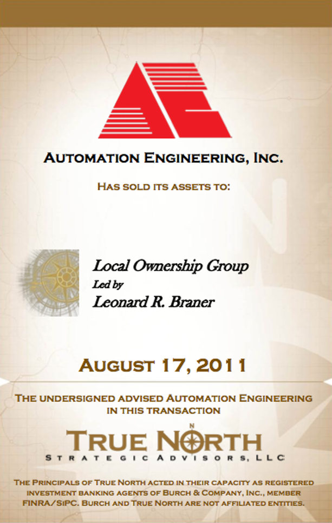 Automation Engineering