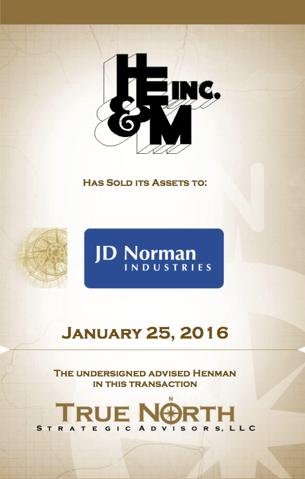 Henman Engineering & Machine