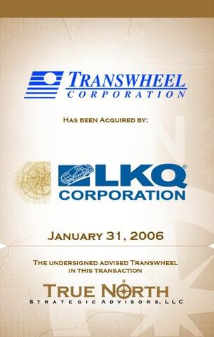 Transwheel Corporation - LKQ Corporation 503 x 791