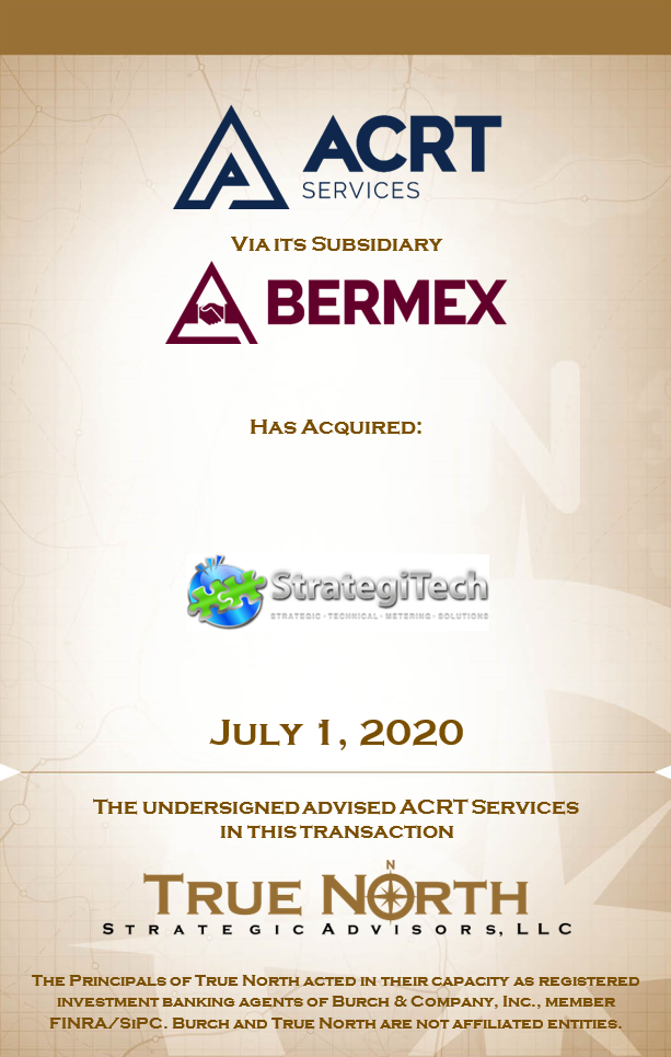 ACRT StrategiTech