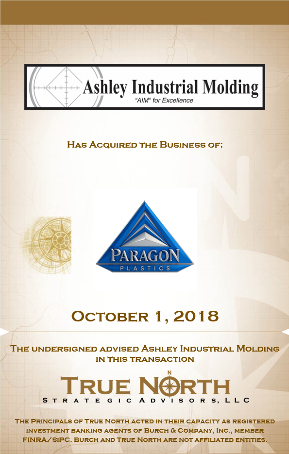 Ashley Industrial Molding