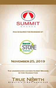 Summit Brands Earthstone-1