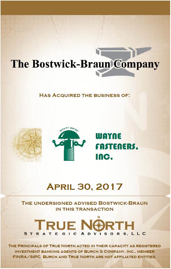 Bostwick-Wayne-Fasteners
