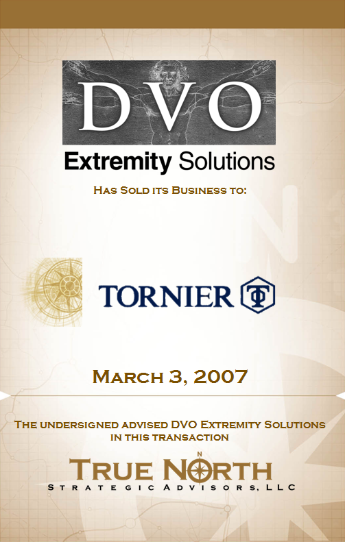 DVO Extremity Solutions - Tornier