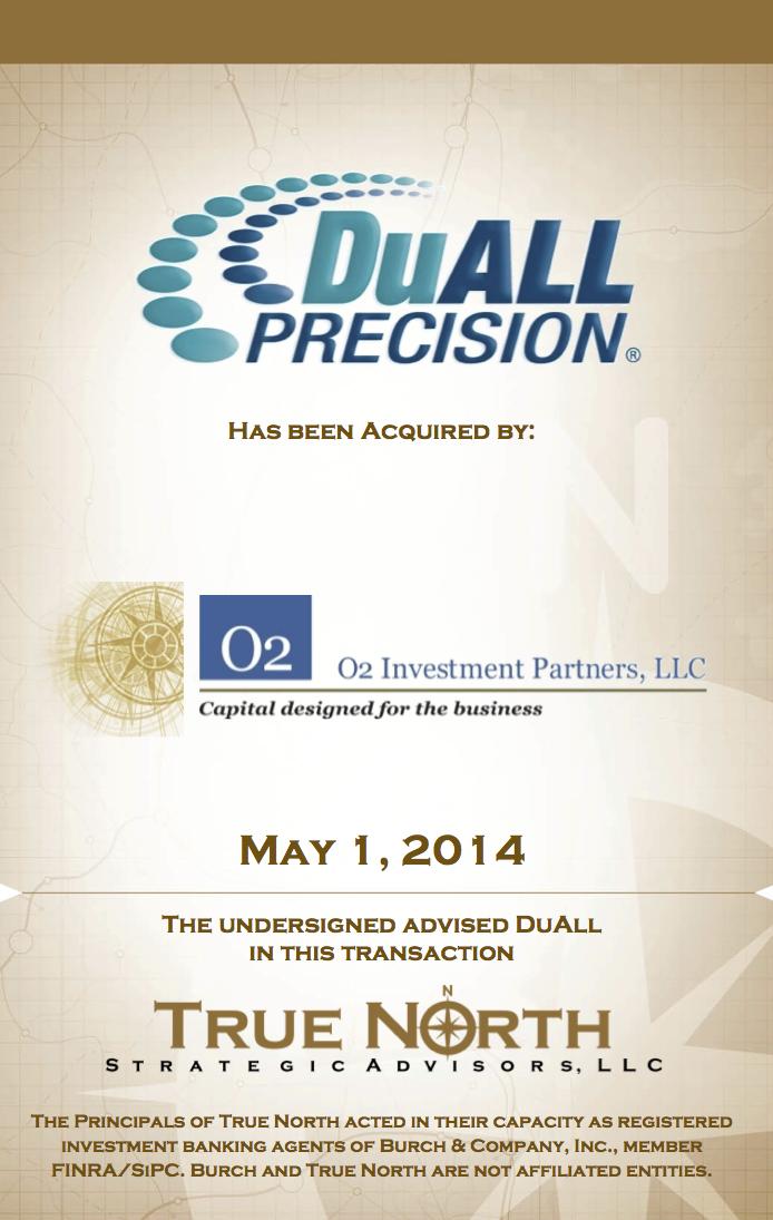 DuAll Precision